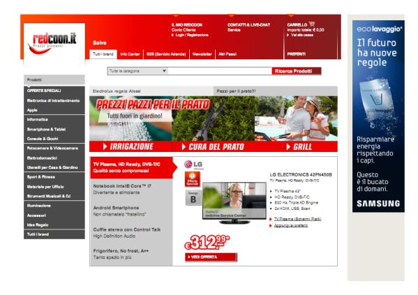Offerte elettronica a prezzi piccanti _ redcoon 1_001