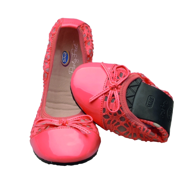 Pocket Ballerina corallo