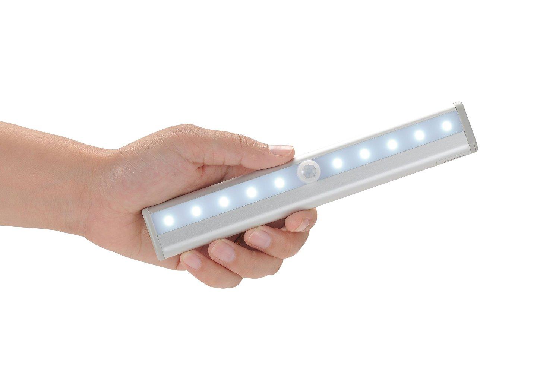 Foneso luce wireless a led con sensore di movimento per il
